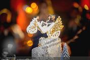 Anna Netrebko Hochzeit - Feier - Palais Liechtenstein - Di 29.12.2015 - Kutsche mit Anna und Yusif als Spitze der Hochzeitstorte153