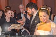 Anna Netrebko Hochzeit - Feier - Palais Liechtenstein - Di 29.12.2015 - Anna NETREBKO, Yusif EYVAZOV156