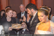 Anna Netrebko Hochzeit - Feier - Palais Liechtenstein - Di 29.12.2015 - Anna NETREBKO, Yusif EYVAZOV157