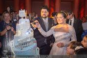 Anna Netrebko Hochzeit - Feier - Palais Liechtenstein - Di 29.12.2015 - Anna NETREBKO, Yusif EYVAZOV158