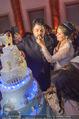 Anna Netrebko Hochzeit - Feier - Palais Liechtenstein - Di 29.12.2015 - Anna NETREBKO, Yusif EYVAZOV167