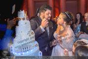 Anna Netrebko Hochzeit - Feier - Palais Liechtenstein - Di 29.12.2015 - Anna NETREBKO, Yusif EYVAZOV169