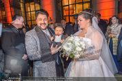 Anna Netrebko Hochzeit - Feier - Palais Liechtenstein - Di 29.12.2015 - Anna NETREBKO, Yusif EYVAZOV17