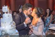 Anna Netrebko Hochzeit - Feier - Palais Liechtenstein - Di 29.12.2015 - Anna NETREBKO, Yusif EYVAZOV170