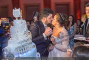 Anna Netrebko Hochzeit - Feier - Palais Liechtenstein - Di 29.12.2015 - Anna NETREBKO, Yusif EYVAZOV171
