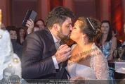 Anna Netrebko Hochzeit - Feier - Palais Liechtenstein - Di 29.12.2015 - Anna NETREBKO, Yusif EYVAZOV172
