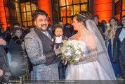 Anna Netrebko Hochzeit - Feier - Palais Liechtenstein - Di 29.12.2015 - Anna NETREBKO, Yusif EYVAZOV19