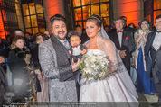 Anna Netrebko Hochzeit - Feier - Palais Liechtenstein - Di 29.12.2015 - Anna NETREBKO, Yusif EYVAZOV20