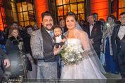 Anna Netrebko Hochzeit - Feier - Palais Liechtenstein - Di 29.12.2015 - Anna NETREBKO, Yusif EYVAZOV21