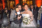 Anna Netrebko Hochzeit - Feier - Palais Liechtenstein - Di 29.12.2015 - Anna NETREBKO, Yusif EYVAZOV24