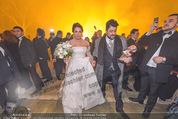Anna Netrebko Hochzeit - Feier - Palais Liechtenstein - Di 29.12.2015 - Anna NETREBKO, Yusif EYVAZOV36