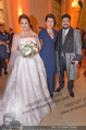 Anna Netrebko Hochzeit - Feier - Palais Liechtenstein - Di 29.12.2015 - Anna NETREBKO, Yusif EYVAZOV, Zoryana KUSHPLER42