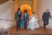 Anna Netrebko Hochzeit - Feier - Palais Liechtenstein - Di 29.12.2015 - Anna NETREBKO, Yusif EYVAZOV45