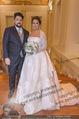 Anna Netrebko Hochzeit - Feier - Palais Liechtenstein - Di 29.12.2015 - Anna NETREBKO, Yusif EYVAZOV47