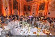 Anna Netrebko Hochzeit - Feier - Palais Liechtenstein - Di 29.12.2015 - Tisch des Brautpaars60