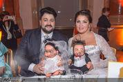 Anna Netrebko Hochzeit - Feier - Palais Liechtenstein - Di 29.12.2015 - Anna NETREBKO, Yusif EYVAZOV mit Puppen61