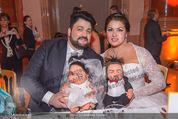 Anna Netrebko Hochzeit - Feier - Palais Liechtenstein - Di 29.12.2015 - Anna NETREBKO, Yusif EYVAZOV mit Puppen63