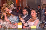 Anna Netrebko Hochzeit - Feier - Palais Liechtenstein - Di 29.12.2015 - Anna NETREBKO, Yusif EYVAZOV67