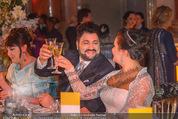 Anna Netrebko Hochzeit - Feier - Palais Liechtenstein - Di 29.12.2015 - Anna NETREBKO, Yusif EYVAZOV69