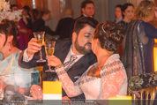 Anna Netrebko Hochzeit - Feier - Palais Liechtenstein - Di 29.12.2015 - Anna NETREBKO, Yusif EYVAZOV70