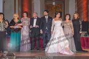 Anna Netrebko Hochzeit - Feier - Palais Liechtenstein - Di 29.12.2015 - Anna NETREBKO mit Vater Yuri, Yusif EYVAZOV mit Mutter Shafiga72