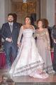 Anna Netrebko Hochzeit - Feier - Palais Liechtenstein - Di 29.12.2015 - Anna NETREBKO, Yusif EYVAZOV mit Mutter Shafiga74