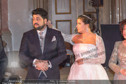 Anna Netrebko Hochzeit - Feier - Palais Liechtenstein - Di 29.12.2015 - Anna NETREBKO, Yusif EYVAZOV75