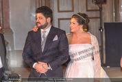 Anna Netrebko Hochzeit - Feier - Palais Liechtenstein - Di 29.12.2015 - Anna NETREBKO, Yusif EYVAZOV76
