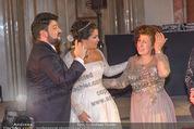 Anna Netrebko Hochzeit - Feier - Palais Liechtenstein - Di 29.12.2015 - Anna NETREBKO, Yusif EYVAZOV81