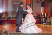 Anna Netrebko Hochzeit - Feier - Palais Liechtenstein - Di 29.12.2015 - Anna NETREBKO, Yusif EYVAZOV beim Er�ffnungstanz, tanzen82