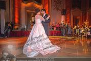 Anna Netrebko Hochzeit - Feier - Palais Liechtenstein - Di 29.12.2015 - Anna NETREBKO, Yusif EYVAZOV beim Er�ffnungstanz, tanzen85