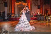 Anna Netrebko Hochzeit - Feier - Palais Liechtenstein - Di 29.12.2015 - Anna NETREBKO, Yusif EYVAZOV beim Er�ffnungstanz, tanzen87