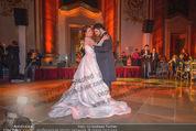 Anna Netrebko Hochzeit - Feier - Palais Liechtenstein - Di 29.12.2015 - Anna NETREBKO, Yusif EYVAZOV beim Er�ffnungstanz, tanzen88