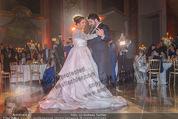 Anna Netrebko Hochzeit - Feier - Palais Liechtenstein - Di 29.12.2015 - Anna NETREBKO, Yusif EYVAZOV beim Er�ffnungstanz, tanzen90