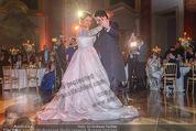 Anna Netrebko Hochzeit - Feier - Palais Liechtenstein - Di 29.12.2015 - Anna NETREBKO, Yusif EYVAZOV beim Er�ffnungstanz, tanzen92