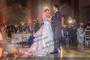 Anna Netrebko Hochzeit - Feier - Palais Liechtenstein - Di 29.12.2015 - Anna NETREBKO, Yusif EYVAZOV beim Er�ffnungstanz, tanzen93