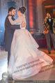 Anna Netrebko Hochzeit - Feier - Palais Liechtenstein - Di 29.12.2015 - Anna NETREBKO, Yusif EYVAZOV beim Er�ffnungstanz, tanzen97