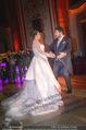 Anna Netrebko Hochzeit - Feier - Palais Liechtenstein - Di 29.12.2015 - Anna NETREBKO, Yusif EYVAZOV beim Er�ffnungstanz, tanzen98