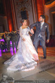 Anna Netrebko Hochzeit - Feier - Palais Liechtenstein - Di 29.12.2015 - Anna NETREBKO, Yusif EYVAZOV beim Er�ffnungstanz, tanzen99