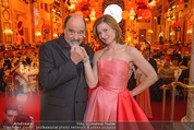 Silvesterball - Hofburg - Do 31.12.2015 - Kurt RYDL, Alexandra KASZAY129