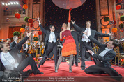 Silvesterball - Hofburg - Do 31.12.2015 - 321