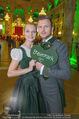 Steirerball - Hofburg - Fr 08.01.2016 - Willi GABALIER mit Freundin Christiana LEUTHNER19
