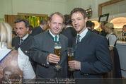 Steirerball - Hofburg - Fr 08.01.2016 - Markus LIEBL, Gernot BL�MEL22