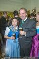 Steirerball - Hofburg - Fr 08.01.2016 - Markus LIEBL mit Ehefrau Susanne24