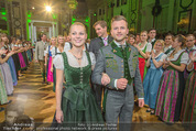 Steirerball - Hofburg - Fr 08.01.2016 - Willi GABALIER mit Freundin Christiana LEUTHNER49