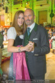 Steirerball - Hofburg - Fr 08.01.2016 - Erwin WURM mit Ehefrau Elise (MOUGIN)64