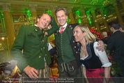 Steirerball - Hofburg - Fr 08.01.2016 - Christian RAINER, Tarek LEITNER, Nadja BERNHARD75