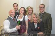 Steirerball - Hofburg - Fr 08.01.2016 - Lena HOSCHEK, Thomas KIRCHGRABNER, Niki OSL, Rudi NEMECZEK82