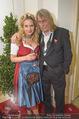 Steirerball - Hofburg - Fr 08.01.2016 - Niki OSL mit Ehemann Rudi NEMECZEK84