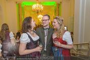 Steirerball - Hofburg - Fr 08.01.2016 - Lena HOSCHEK, Thomas KIRCHGRABNER, Niki OSL87